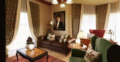 Amenajare sufragerie clasica