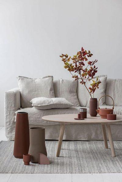 2.4. Decoratiuni living modern vaze de flori