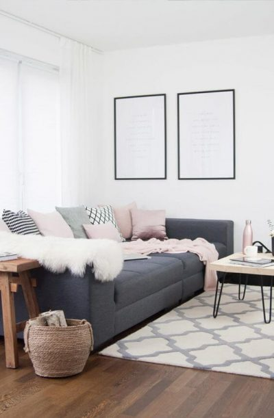 3.1. Living modern culori neutre