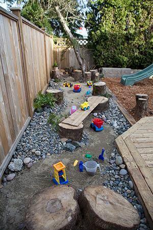Gradini cu spatii de joaca pentru copii4