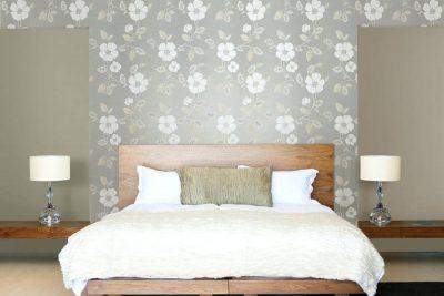Tapet dormitor modele plante 2