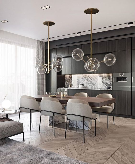 amenajare living cu dining room 2