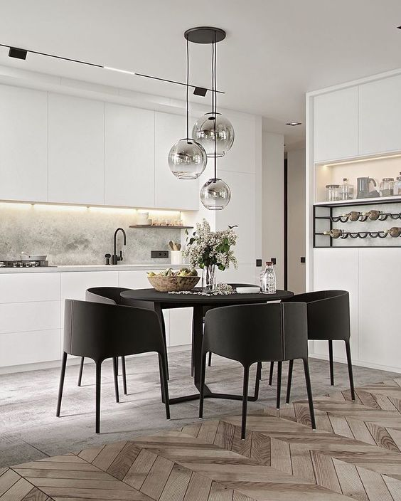 amenajare living cu dining room 3