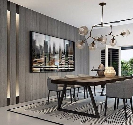 amenajare living cu dining room 4