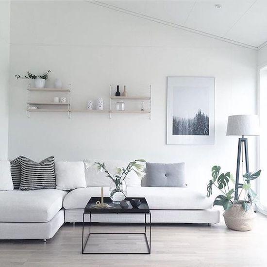 amenajare living minimalist 2