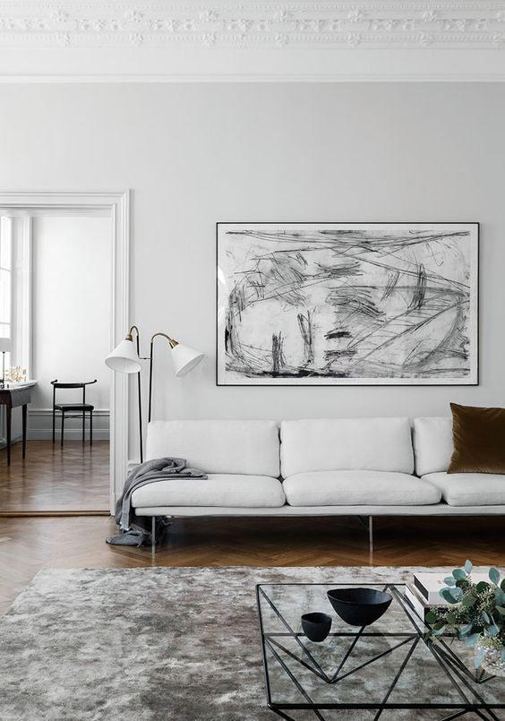 amenajare living minimalist 4