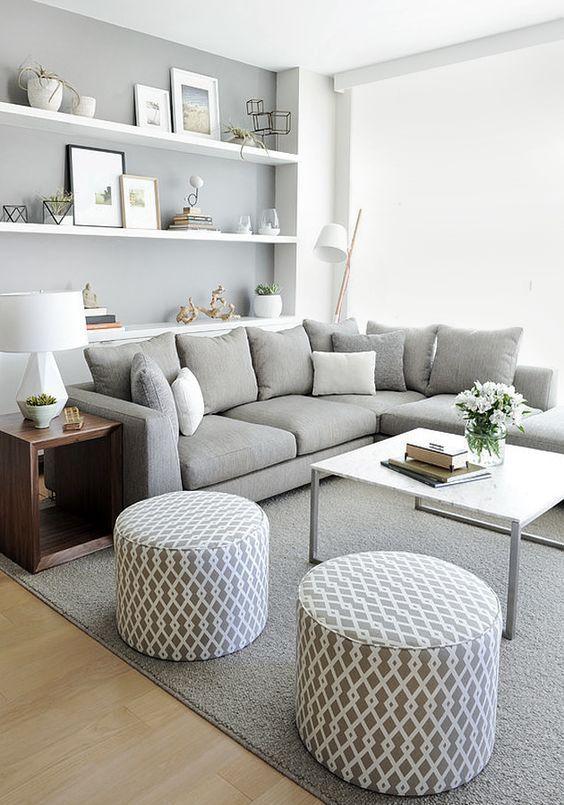 amenajarea unui living de apartament 3