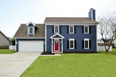 culori casa exterior albastru 3