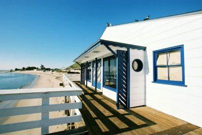 culori casa exterior combinatii alb si albastru 2