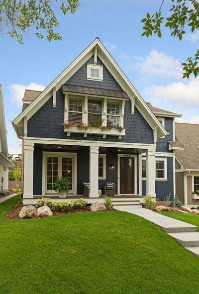culori casa exterior combinatii gri si alb 10