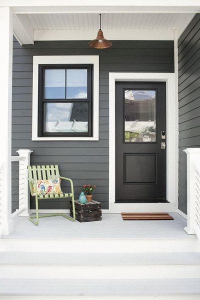 culori casa exterior combinatii gri si alb 5