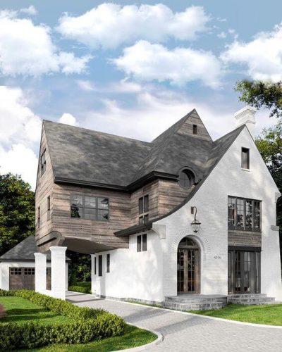 culori casa exterior combinatii gri si alb 6