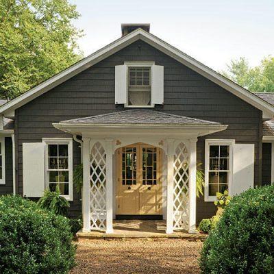 culori casa exterior combinatii gri si alb 8