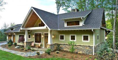culori casa exterior combinatii verde si alb 3