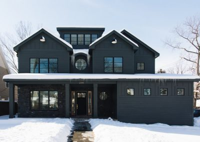 culori casa exterior negru 3