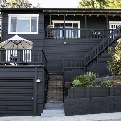 culori casa exterior negru 4