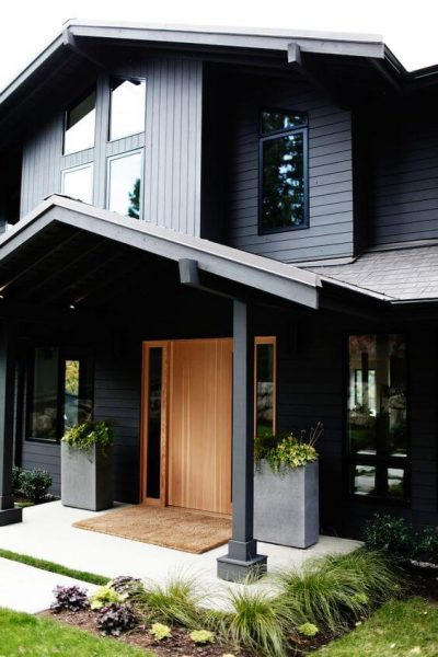 culori casa exterior negru 6