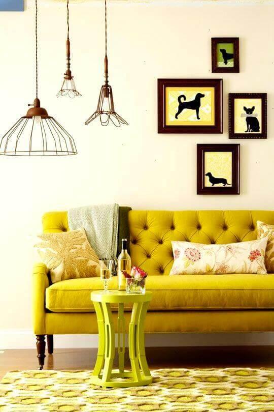 culori living feng shui portocaliu maro4