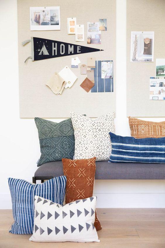 decoratiuni pentru living -perne 1