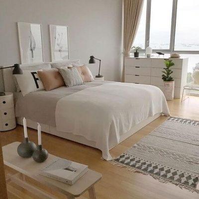 dormitor modern alb 2