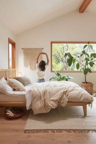 dormitor modern bej-crem 2