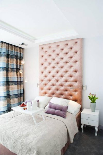 dormitor modern de apartament 1
