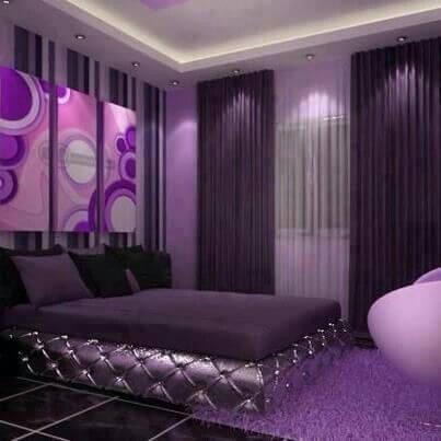 dormitor modern mov 3