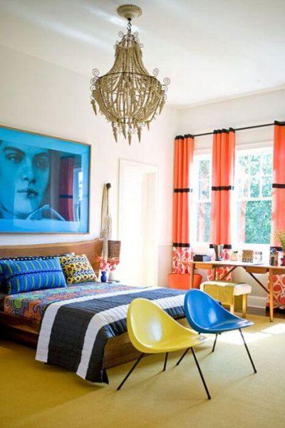 dormitor modern multicolore 4