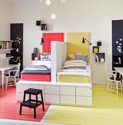 dormitor modern pentru baiat si fata 4