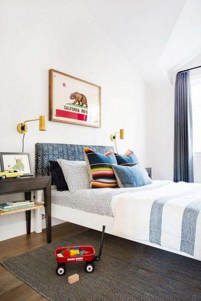 dormitor modern pentru baieti 1