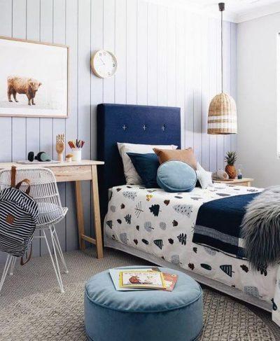 dormitor modern pentru baieti 2