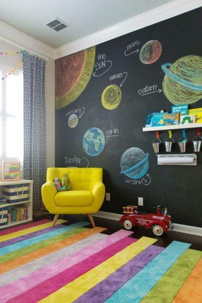 dormitor modern pentru copii 3