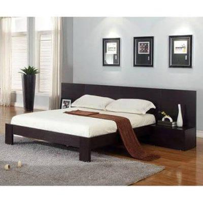 dormitor modern wenge 1