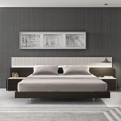 dormitor modern wenge 2