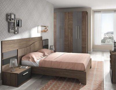 dormitor modern wenge 4