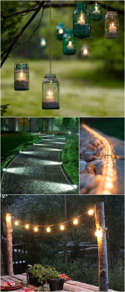 iluminare curte de la tara 3