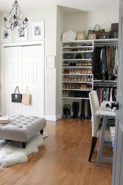 mobila standard pentru un dormitor modern - dressing 2