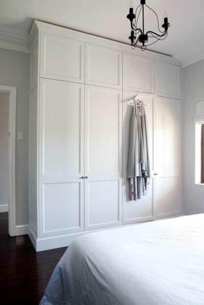 mobila standard pentru un dormitor modern - dressing 3