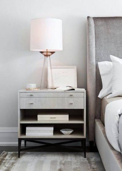 mobila standard pentru un dormitor modern - noptiere 1