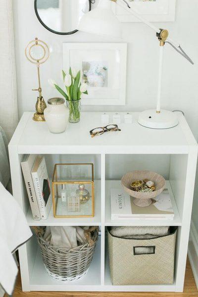 mobila standard pentru un dormitor modern - noptiere 2