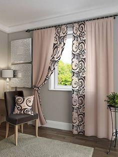 perdele si draperii pentru un dormitor modern 2