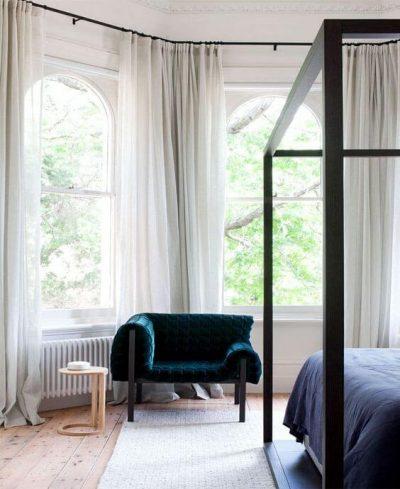perdele si draperii pentru un dormitor modern 4