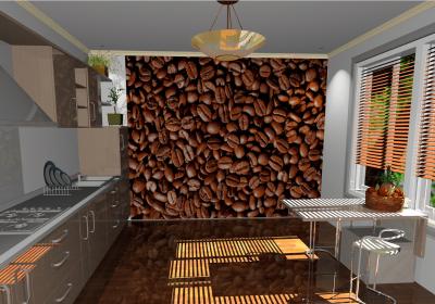 tapet pentru bucatarie cu model coffee 4.jpg