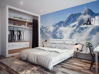 tapet pentru dormitor mare 5