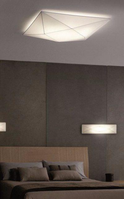 Plafoniere moderne modele pentru living baie si for Plafoniere moderne