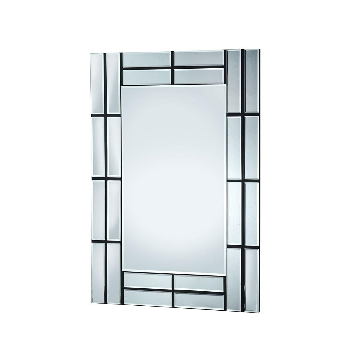 oglinda baie argintie