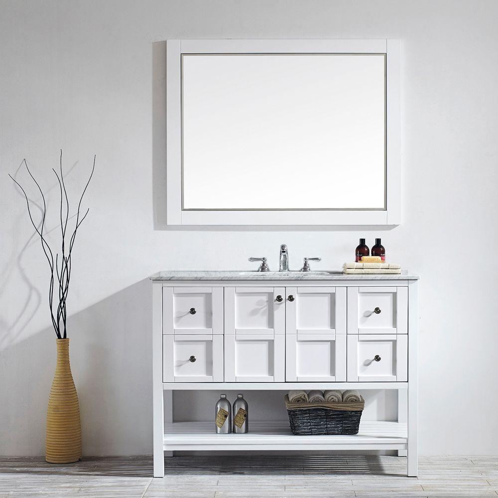 oglinda baie cu dulap